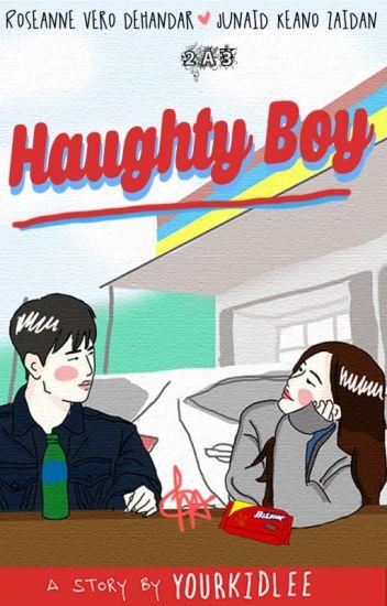Haughty-boy [PC.GJ] ✔ ;private