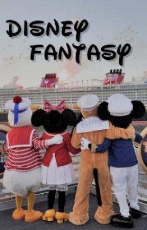 Disney Fantasy by Itshardtograsp