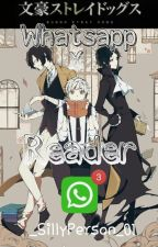 BUNGOU STRAY DOGS x Lectora (Whatsapp) by _sillyperson_01