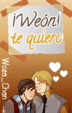 ||PAUSADA|| ¡Weón! Te Quiero ⌈ArgChi⌋ by Woza_Chan