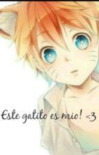 Este Gatito Es Mio!! by adrii-pazeom