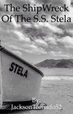 The shipwreck of the S.S. STELA  by JacksonTornado52