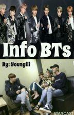 INFO BTS  by Youngiii