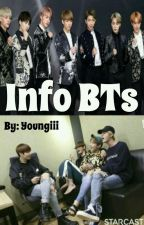 INFO BTS & EXO by Youngiii
