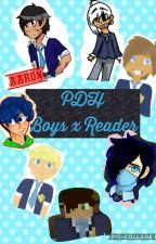Phoenix Drop High: A Laurence×Garroth×Dante×Vylad×Travis×Aaron×Zane×Reader by MajereTheGeek