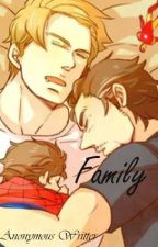Family [[STONY- ONE SHOT]] #Wattys2016 by Hachi455
