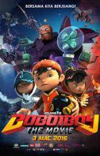 BoBoiBoy The Movie by AchdanRafidAlbaihaqi