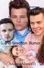 One Direction Humor by AndreaAlanis03