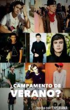 ¿Campamento de verano?  by Liliana_Mtz