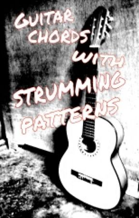 Guitar Chords With Strumming Patterns - Wildest Dream by Taylor ...