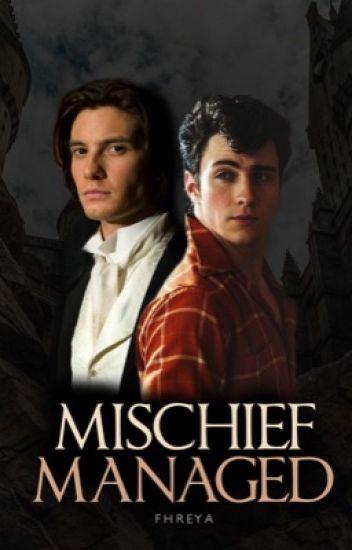 Mischief Managed//James Potter V.S. Sirius Black