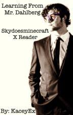 Learning from Mr. Dahlberg (skydoesminecraft x reader) by KaceyEx