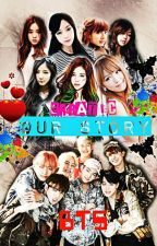 Our Story [Sequel Of My True Wife] by AngEvil_Yeoni