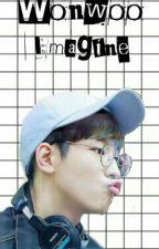 Wonwoo Imagine by rendesbous