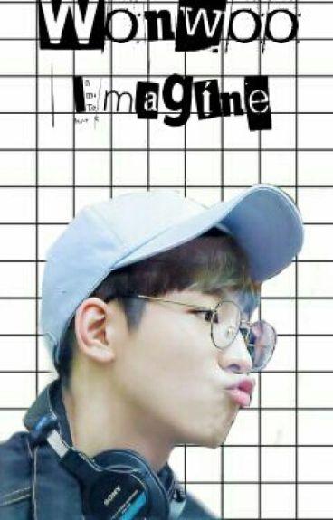 Wonwoo Imagine