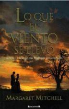 Lo Que El Viento Se Llevo  by ansorih