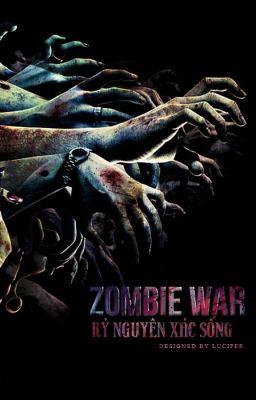 [Fanfiction - 12CS] Zombie War - Toki