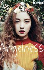 Angelness by hyeehyee