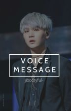 Voice Message ➖ yoonmin by nctwaifu-