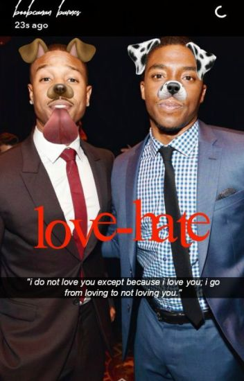 LOVE-HATE | C. BOSEMAN [O.H]
