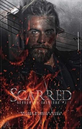 Scarred (Scorching Soldier's #1) by lanasdaddy