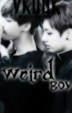 Weird Boy :: Vkook  by LovelyVKook