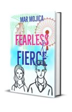 MS. FEARLESS VS MR. FIERCE by Mar_Mojica