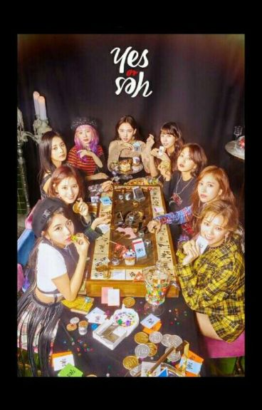 Twice (Request Book)