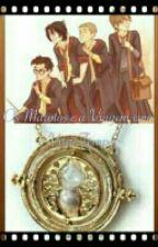 Os Marotos e a viagem com o Vira-Tempo by danifigupira10