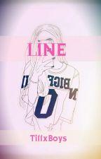 LINE//Tiffany X Boys by phaneyyquin