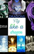 Fly like a dragon by Tamara717