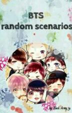 BTS random Scenarios  by Black_Army_10