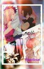 SasuSaku - Tragiczna miłość  by YuukiGreat