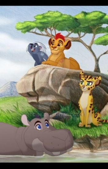 The Lion Guard: Curse of the Hyenas (an RP)