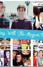 Living With The Magcon Boys by BTS_Supremes