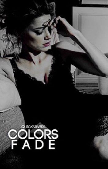Colors Fade » Bucky Barnes