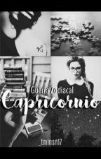 Guerra Zodiacal •Capricornio• by _tmlnsn17