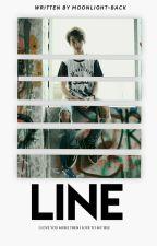 LINE -Ari Irham by moonlight-back