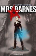 Captain America: Mrs Barnes by JessicaUsardi