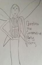 Christina the Conservative Party Fairy by Tuftioctopus