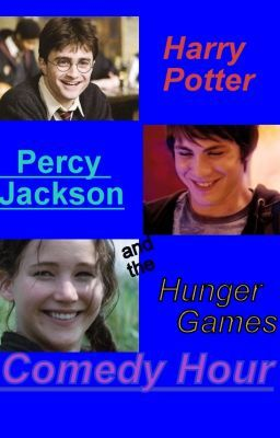 Harry Potter, Percy Jackson, and The Hunger Games Comedy ...