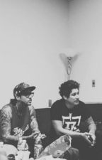 Ill be the fire that will catch you(Tony Perry/ Jaime Preciado fanfiction) by izzywilleatyouu