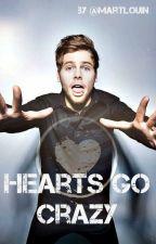 Hearts go crazy // L.H. by martlouin