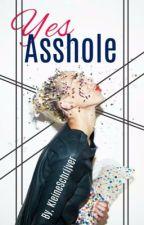 Yes Asshole ||Dutch|| by KleineSchrijver