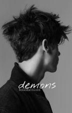 Demons | Bucky Barnes by BekahKathleen