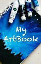 My ArtBook by ScarletRose33