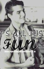 It's All Just Fun by GayFanfictionAlways