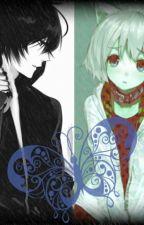 Vampire x Neko <3 by Bluepuma