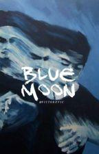 """BLUE MOON"" by majnoone_abi"