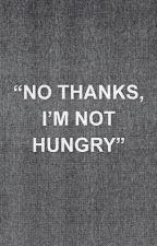 Diary of my eating disorder  by amnotgood